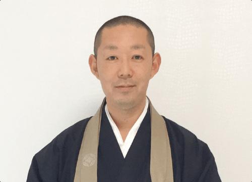 浜松市の光雲寺 副住職 田中 友紹